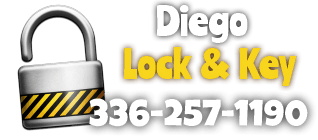 Diego Lock & Key